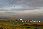 The view of Bruichladdich from Coultorsay