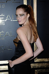 Alexina Graham attending the L'Oreal Gold Obsession Party as part of Paris Fashion Week Ready to Wear Spring/Summer 2017 in Paris, France on October 02, 2016. Photo by Aurore Marechal/ABACAPRESS.COM