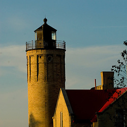 Old Mackinac Point Lighthouse, Mackinaw City michigan