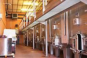 stainless steel tanks domaine bonserine ampuis rhone france