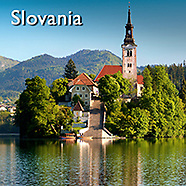 Pictures & Images of Slovenia. Photos of Slovenian Historic & Landmark Sites