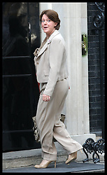 New Culture Secretary Maria Miller   arriving at  the Cabinet meeting in Downing Street, London , Wednesday, 5th September 2012  Photo by: Stephen Lock / i-Images<br /> Culture Secretary Maria Miller is cleared of fiddling expenses. Picture filed Thursday 3rd April 2014.