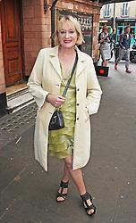 © Licensed to London News Pictures. 01/07/2013. London, UK. Hattie Hayridge at the Derren Brown Infamous - Gala Night. Photo credit: Brett D. Cove/LNP