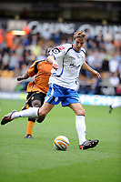 Molineux Wolverhampton Wanderers v Sheffield Wednesday  16/08/2008 Championship<br /> Mark Beevers  (Sheffield Wednesday)<br /> Photo Roger Parker  Fotosports Interntional