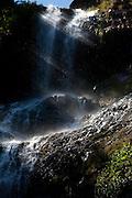 Santana do Riacho_MG, Brasil...Cachoeira da Farofa, Parque Nacional da Serra do Cipo...Farofa waterfall, It is in the National Park Serra do Cipo. ..Foto: LEO DRUMOND / NITRO