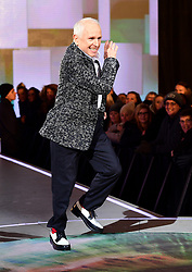 Wayne Sleep enters the house during the Celebrity Big Brother Men's Launch held at Elstree Studios in Borehamwood, Hertfordshire. PRESS ASSOCIATION Photo. Picture date: Friday January 5, 2018. See PA story SHOWBIZ CBB Housemates. Photo credit should read: Ian West/PA Wire