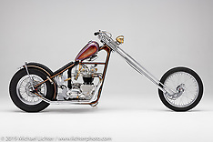 Paul Yaffe Skinny 1964 Triumph 650