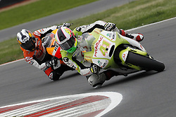 18.06.2010, Circuit, Silverstone, GBR, MotoGP, Airasia British Grand Prix, im Bild Aleix Espargaró - Pramac Ducati racing team. EXPA Pictures © 2010, PhotoCredit: EXPA/ InsideFoto/ Semedia / SPORTIDA PHOTO AGENCY