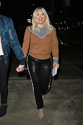 Hilary Duff and Matthew Koma Attend an Animal Rescue Charity Event in West Hollywood. 06 Dec 2018 Pictured: Hilary Duff, Matthew Koma. Photo credit: MEGA TheMegaAgency.com +1 888 505 6342