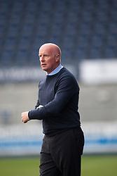 Falkirk's manager Peter Houston. Falkirk  2 v 2 Rotherham Utd, pre-seaon friendly.<br /> © Michael Schofield.