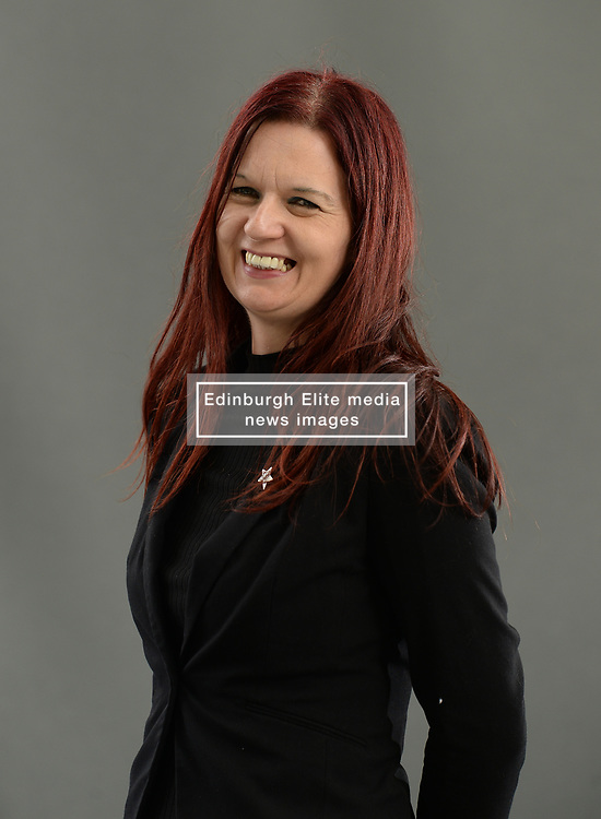 Pictured: Celeste-Marie Bernier, professor of Black Studies at the University of Edinburgh.<br /> <br /> © Dave Johnston / EEm