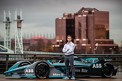 Formula E driver for Envision Virgin Racing, Sam Bird visits BBC Studios to promote the opening race of the new Formula E season on BBC Red Button this Saturday at 12pm. The Ad Diriyah E-Prix is also available live on the BBC Sport website.