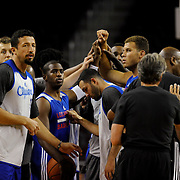 LA Clippers Galen Center Scrimmage