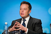 Elon Musk at the 2013 ARPA-E Summit