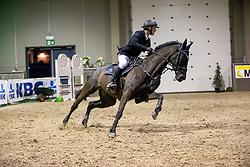 Kooremans Raf, BEL, Cavalor Chai Chai<br /> Nationaal Indoorkampioenschap  <br /> Oud-Heverlee 2020<br /> © Hippo Foto - Dirk Caremans