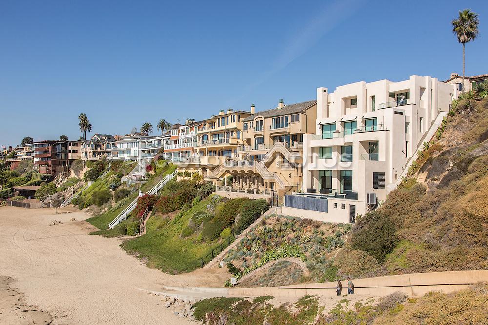 Corona Del Mar Ocean View Homes