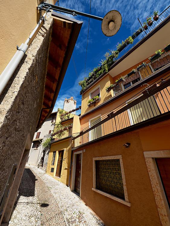 Italy - Malcesine - Old street