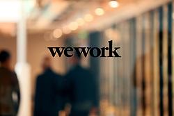 October 25, 2019: Aunque se dedica a la creación de espacios de trabajo, WeWork no es una empresa de coworking, sino de bienes raíces. Foto: Cinde para EF (Credit Image: © La Nacion via ZUMA Press)