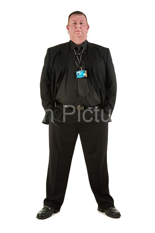 Robert Bradley-Dorman, RBD Security. seld employed bouncer & general security in Peterborough