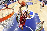 Goncalo Delgado<br /> Banco di Sardegna Dinamo Sassari - SL Benfica Lisbona<br /> Qualificazioni Fiba Europe Cup 2018-2019<br /> Sassari, 03/10/2018<br /> Foto L.Canu / Ciamillo-Castoria