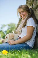 Czerwinski family and Sophie senior portrait session.  ©2014 Karen Bobotas Photographer
