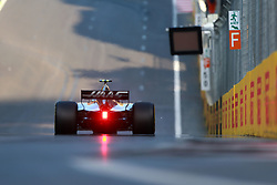 June 23, 2017 - Baku, Azerbaijan - Motorsports: FIA Formula One World Championship 2017, Grand Prix of Europe, .#20 Kevin Magnussen (DNK, Haas F1 Team) (Credit Image: © Hoch Zwei via ZUMA Wire)