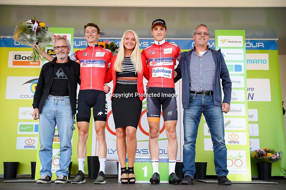 01-10-2016: Wielrennen: Olympia Tour: Reuver<br /> REUVER (NED) wielrennen