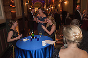 VICTORIA LEONE; CHARLOTTE DESIBERT; LAURA TERSAPPEN; JANICE WHITE, South Carolina Inauguration Ball. National portrait gallery and Smithsonian. Washington. 19 January 2017