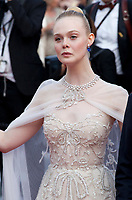 Elle Fanning at the closing ceremony and The Specials film gala screening at the 72nd Cannes Film Festival Saturday 25th May 2019, Cannes, France. Photo credit: Doreen Kennedy