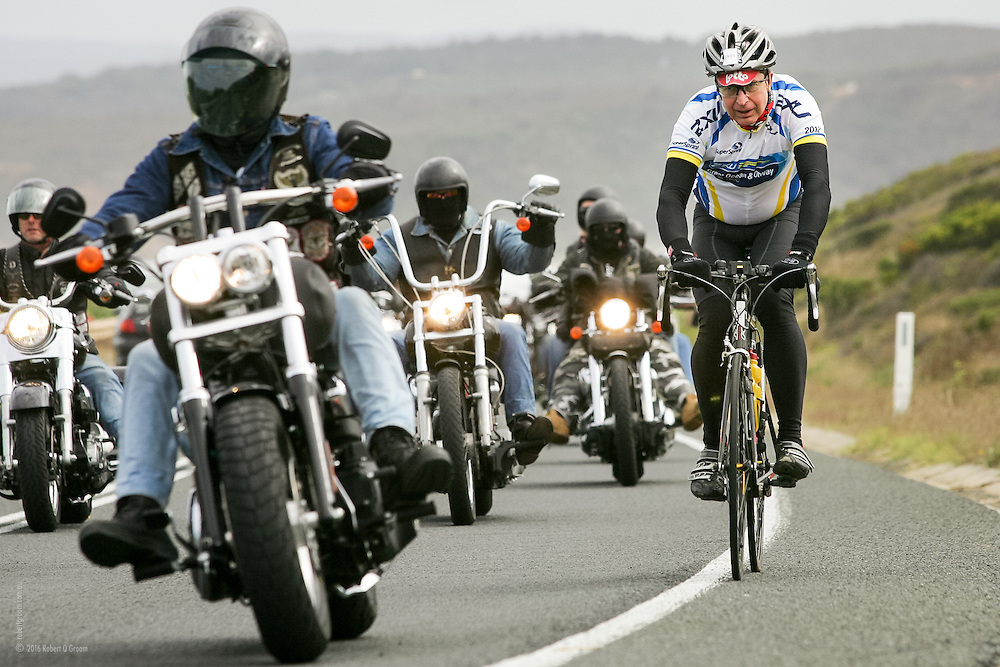 Great Ocean and Otway Classic Ride 2012