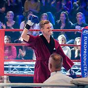 NLD/Amsterdam/20181031 - Boxingstars 2018, 1e aflevering, Kaj van der Voort