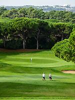 VILAMOURA - Algarve - Oceanico OLD COURSE  Golfcourse, hole 10 ,   COPYRIGHT KOEN SUYK