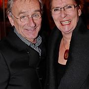 NLD/Den Haag/20110117 - Premiere film Sonny Boy, Laetitia Griffith  en partner Yvonne