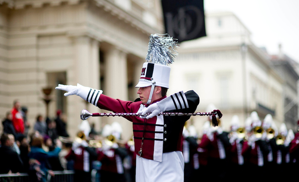 New Year's Day parade, in London