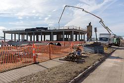 Boathouse at Canal Dock Phase II | State Project #92-570/92-674 Construction Progress Photo Documentation No. 08 on 21 February 2017. Image No. 01