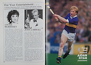 All Ireland Senior Hurling Championship Final, .04.09.1988. 09.04.1988, 4th September 1988,.4091988AISHCF,.Galway 1-15, Tipperary 0-14,.Galway v Tipperary, .Aidan Ryan, Tipperary,