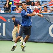 Washington DC - August 3rd, 2013 - Somdev Devvarman at the 2013 CitiOpen Tennis Tournament in Washington, D.C.