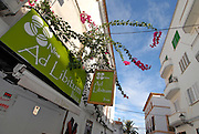 AdLibitum, an AdLib style fashion shop in La Marina, Ibiza