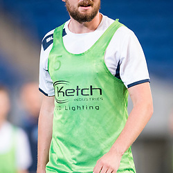BRISBANE, AUSTRALIA - SEPTEMBER 20: Eoghan Murphy of Gold Coast City looks on before the Westfield FFA Cup Quarter Final match between Gold Coast City and South Melbourne on September 20, 2017 in Brisbane, Australia. (Photo by Gold Coast City FC / Patrick Kearney)