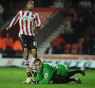 Southampton v Reading 281208