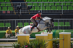 Fuchs Martin, SUI, Clooney<br /> Olympic Games Rio 2016<br /> © Hippo Foto - Dirk Caremans<br /> 13/08/16