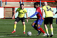 John Rooney. Aldershot Town FC 1-2 Stockport County FC. Vanarama National League. The EBB Stadium. 2.4.21