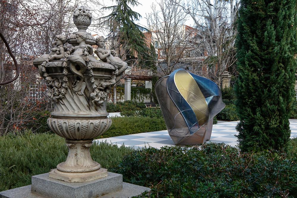 Luis Vallejo, Arceval, Madrid, Fundación March, Invierno,