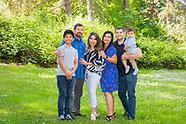 Erickson/Browne Family Portraits