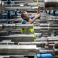 Stoke on Trent - Langley Alloys - Steel Distribution Centre
