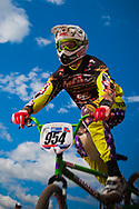 Tyler Faoro (USA)during the practice round at the UCI BMX Supercross World Cup, Pietermaritzburg, 2011