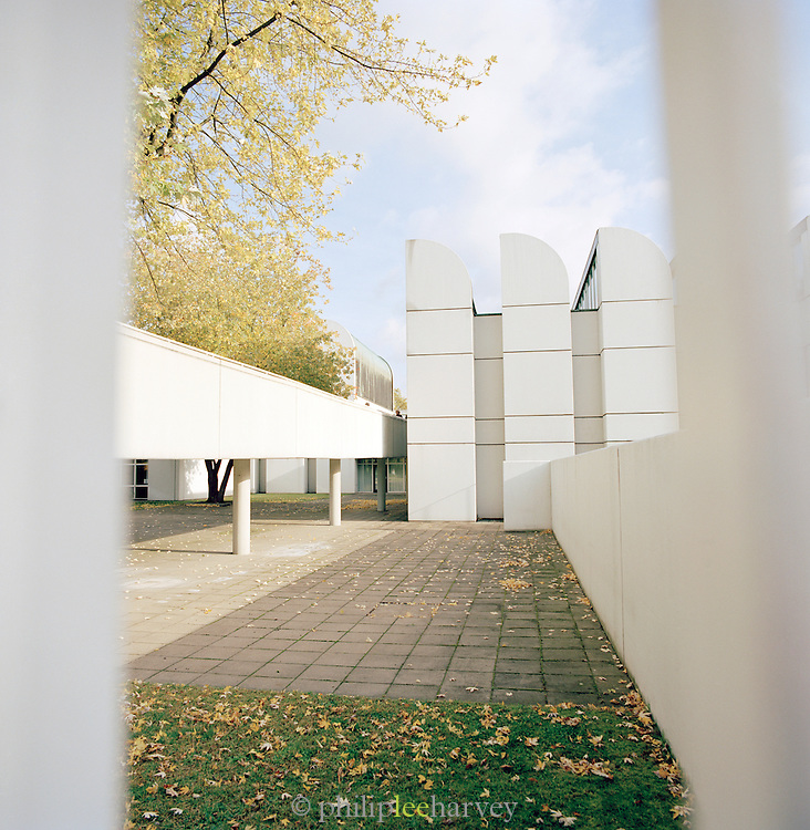 The Bauhaus Archive Museum of Design, Berlin, Germany