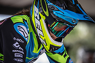 #23 (STANCIL Felicia) USA during round 3 of the 2017 UCI BMX  Supercross World Cup in Zolder, Belgium,