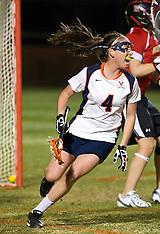20090306 - #3 Maryland at #2 Virginia (NCAA Women's Lacrosse)