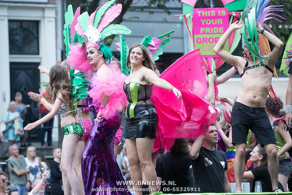 NLD/Amsterdam//20170805 - Gay Pride 2017,